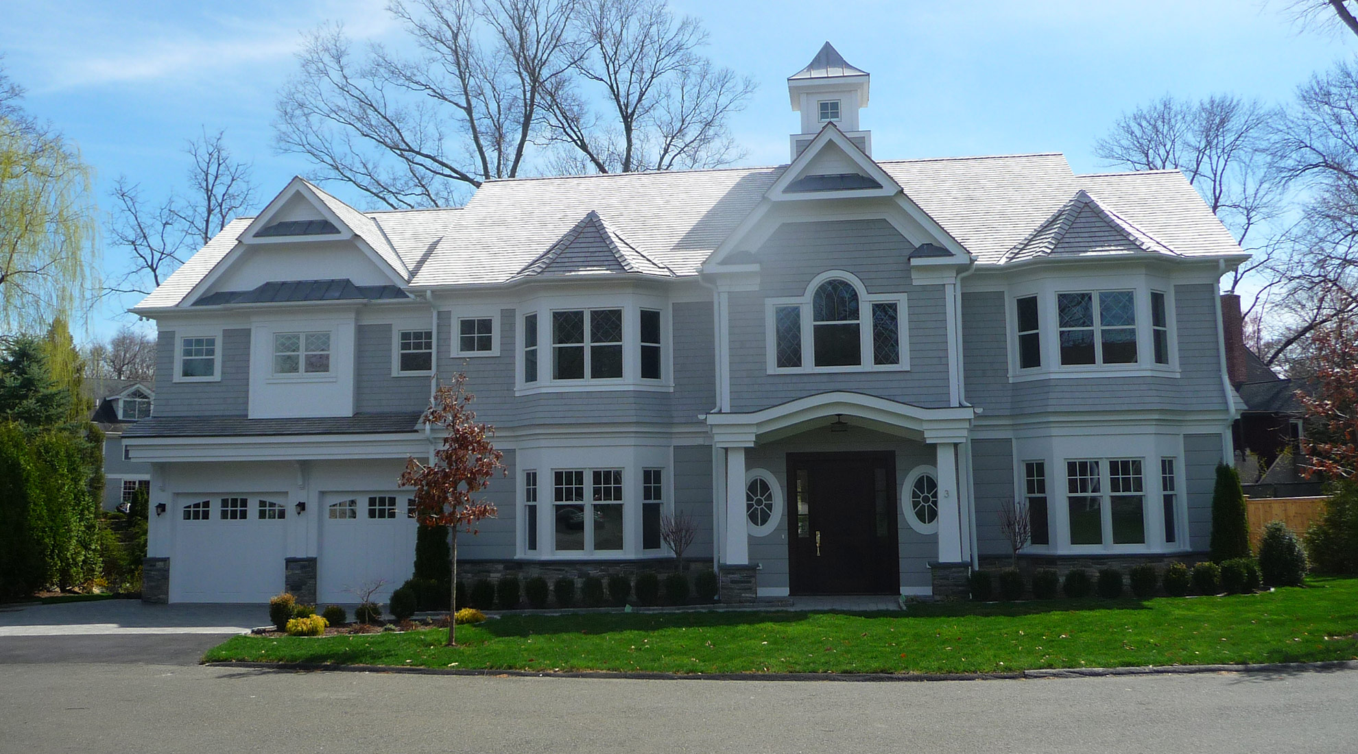 Fairfield County Architect Residential New Homes and Historic